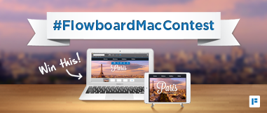 Flowboard for Mac Contest