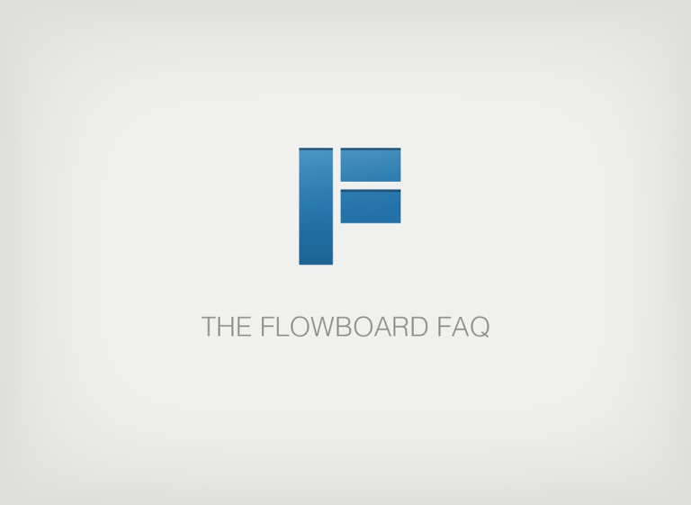 Presentation software, Created with Flowboard